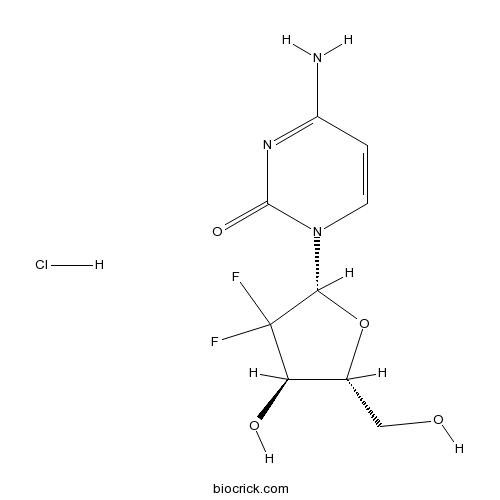 Gemcitabine HCl