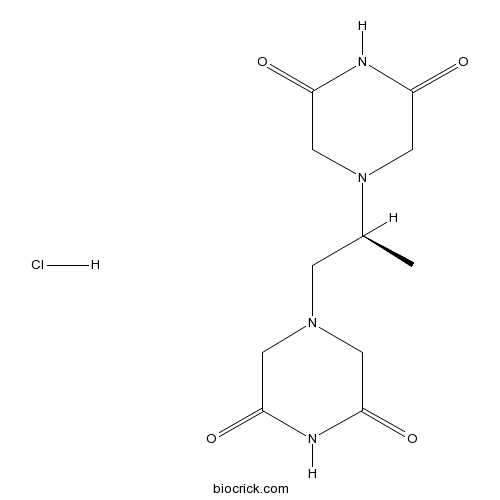 Dexrazoxane HCl (ICRF-187, ADR-529)