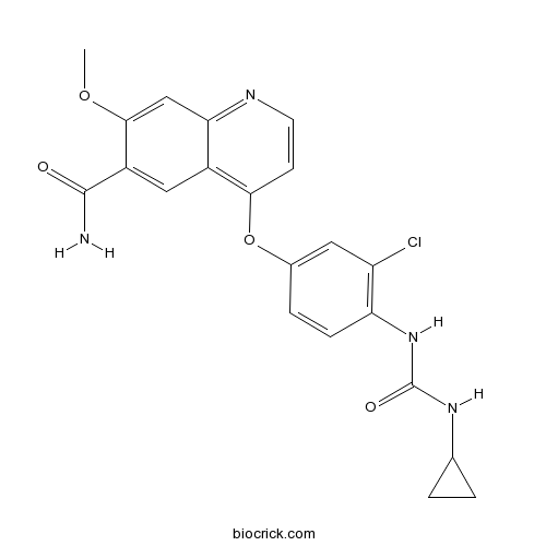 Lenvatinib (E7080)