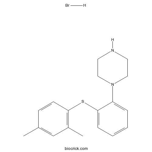 Vortioxetine (Lu AA21004) HBr