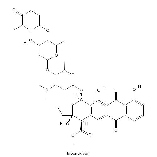 Aclacinomycin A