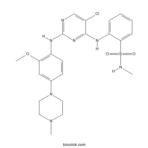 ALK inhibitor 2