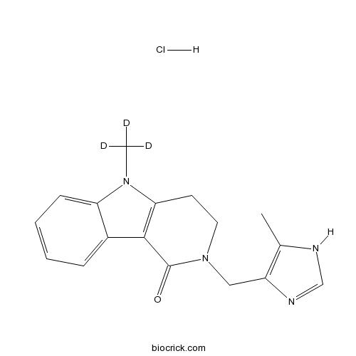 Alosetron Hydrochloride(1:X)