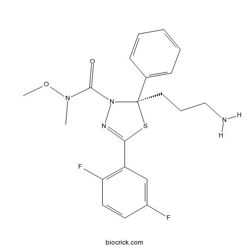 ARRY-520 R enantiomer