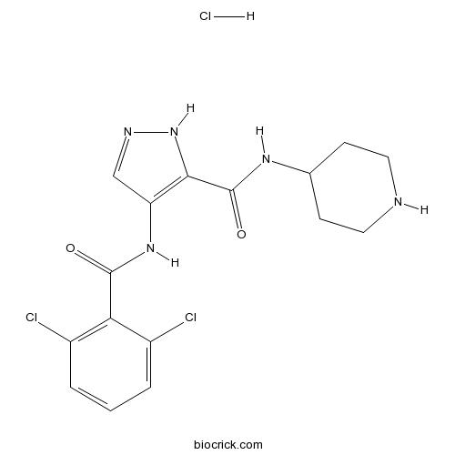 AT7519 Hydrochloride