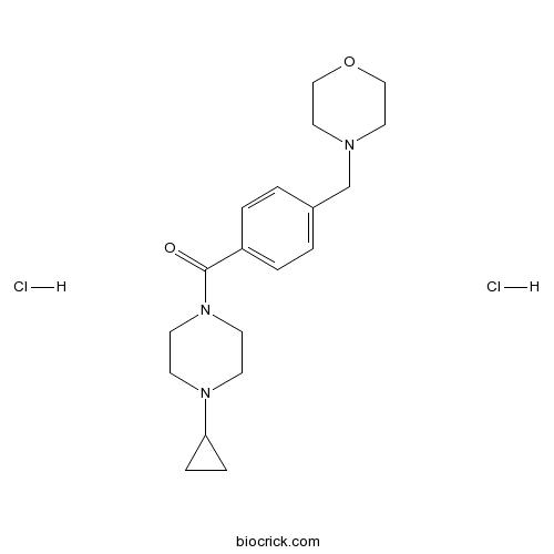 Bavisant dihydrochloride