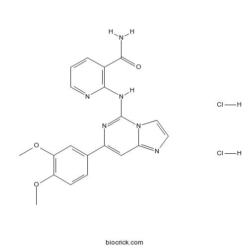 BAY 61-3606 dihydrochloride