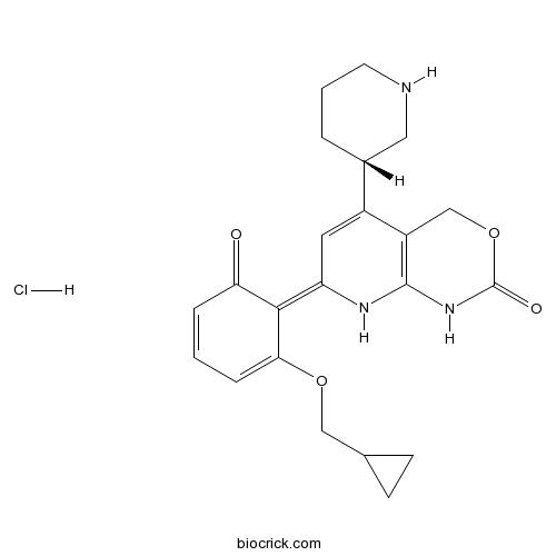 Bay 65-1942 HCl salt