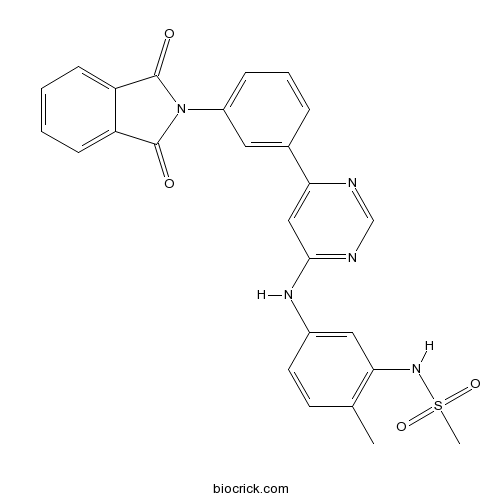 CDK9 inhibitor