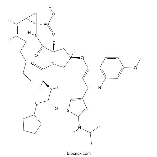 Ciluprevir (BILN-2061)