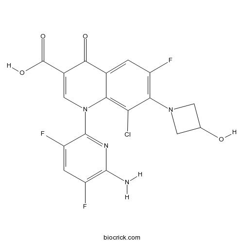 Delafloxacin