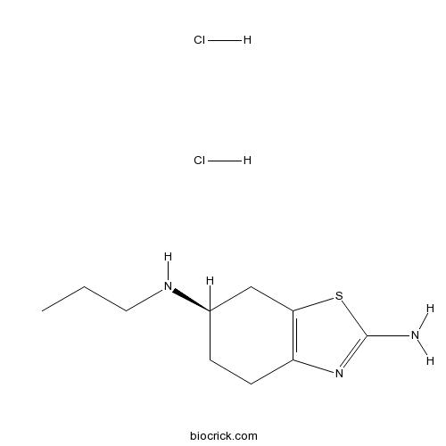 Dexpramipexole dihydrochloride