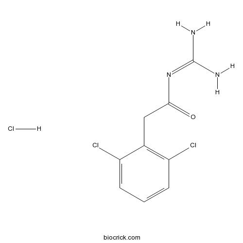 Guanfacine hydrochloride