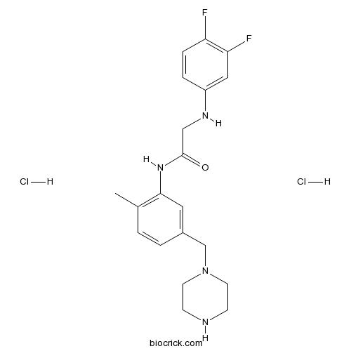 GW791343 dihydrochloride