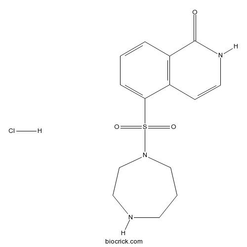 Hydroxyfasudil hydrochloride