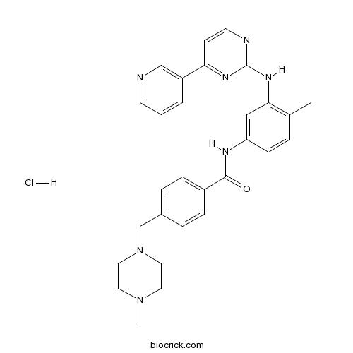 Imatinib hydrochloride