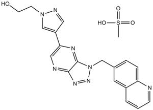 PF-04217903 methanesulfonate