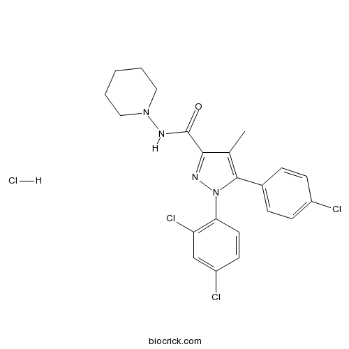Rimonabant hydrochloride