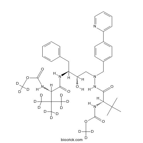 Deuterated Atazanivir-D3-1