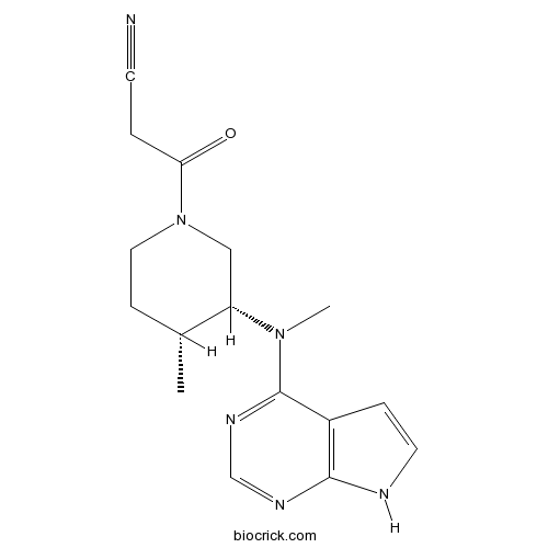 Tofacitinib (CP-690550,Tasocitinib)