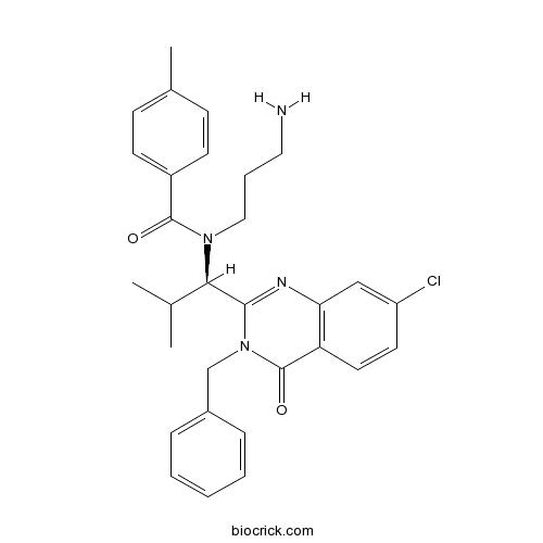Ispinesib (SB-715992)