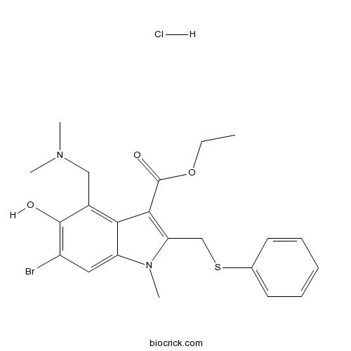 Arbidol HCl
