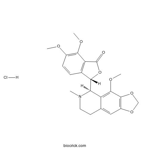 Noscapine HCl