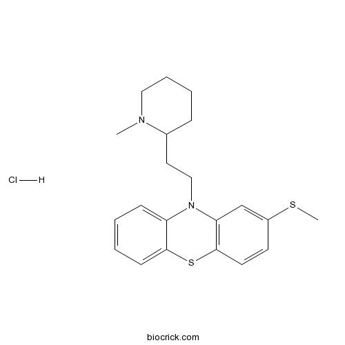 Thioridazine HCl