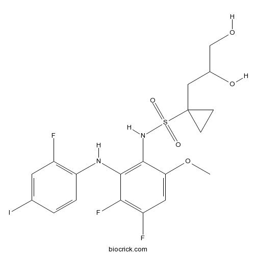 Refametinib R enantiomer