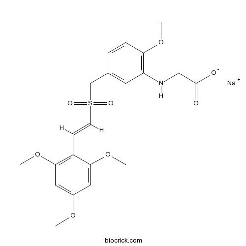 Rigosertib sodium