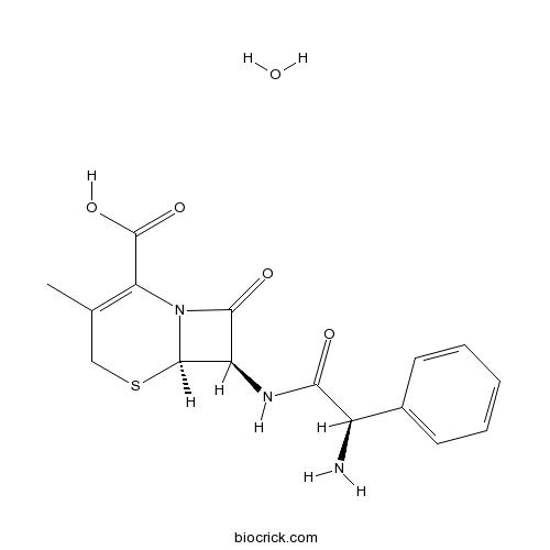 Cephalexin monohydrate