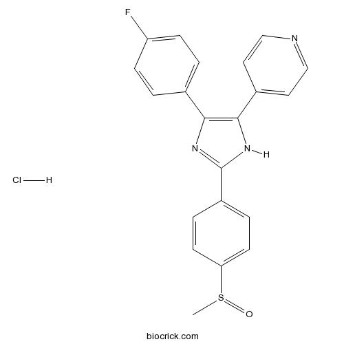 SB 203580 hydrochloride