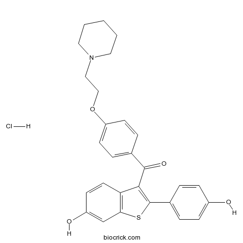 Raloxifene HCl