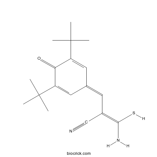 Tyrphostin AG 879