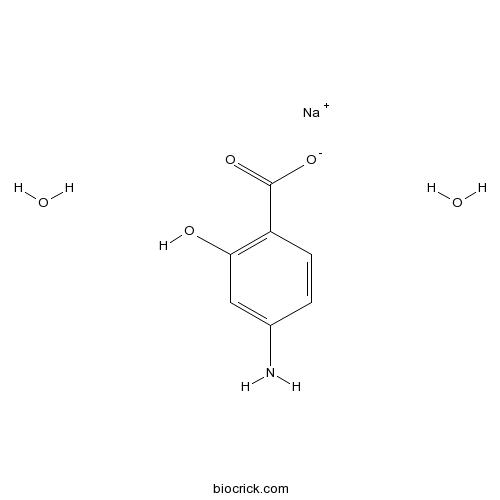 Sodium 4-Aminosalicylate