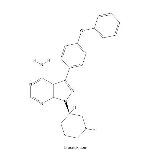 Btk inhibitor 1 R enantiomer