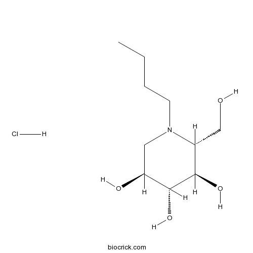 Miglustat hydrochloride