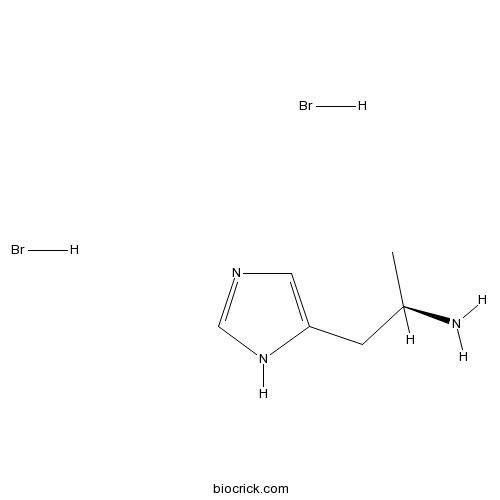 (R)-(-)-α-Methylhistamine dihydrobromide