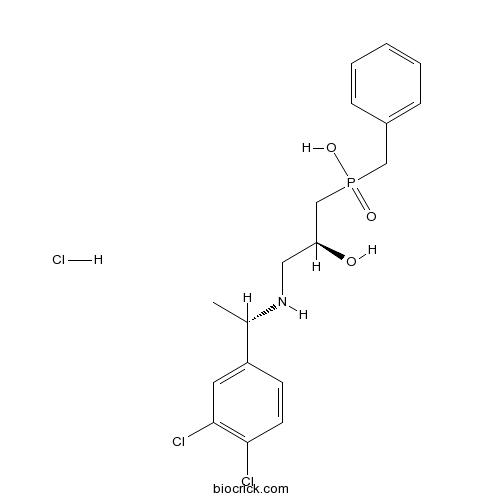 CGP 55845 hydrochloride