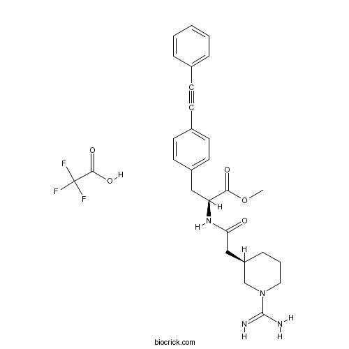 Ro 26-4550 trifluoroacetate