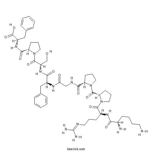 Lys-[Des-Arg9]Bradykinin