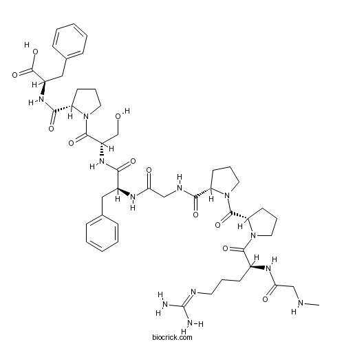 Sar-[D-Phe8]-des-Arg9-Bradykinin