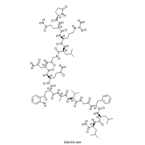 [D-Phe12,Leu14]-Bombesin