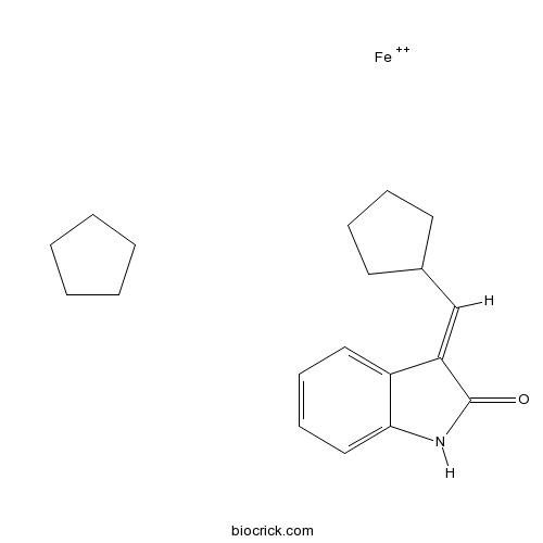 (E)-FeCP-oxindole