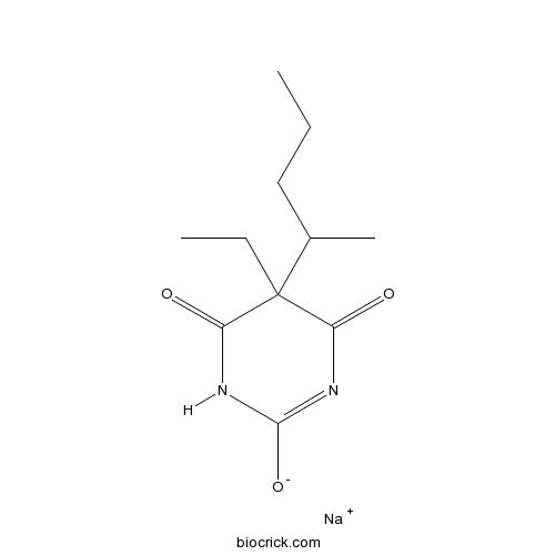 Pentobarbital sodium salt
