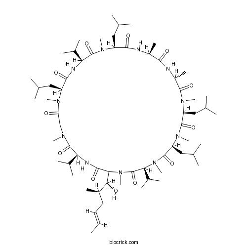 Cyclosporin D