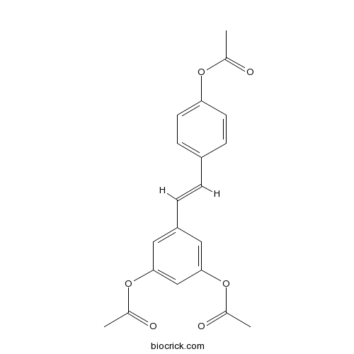 Triacetyl Resveratrol Cas 42206 94 0 Cell Permeable