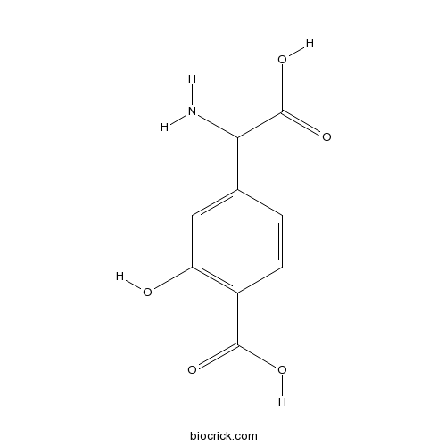(RS)-4-Carboxy-3-hydroxyphenylglycine