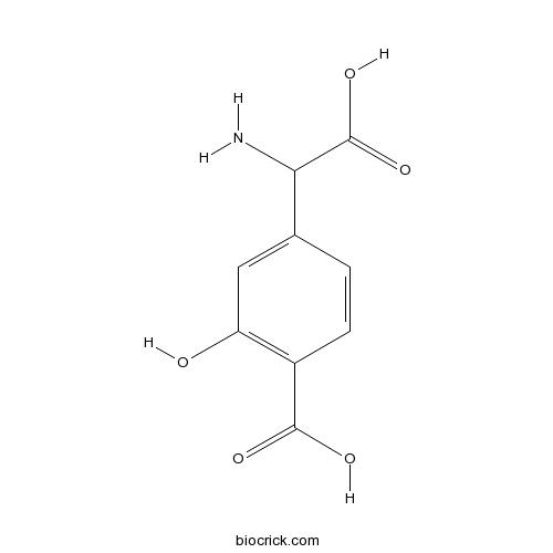 (RS)-4-Carboxy-3-hydroxyphenylglycine
