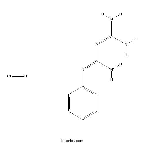 1-Phenylbiguanide hydrochloride